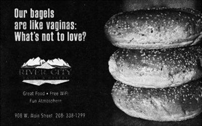 Bagels_vagina